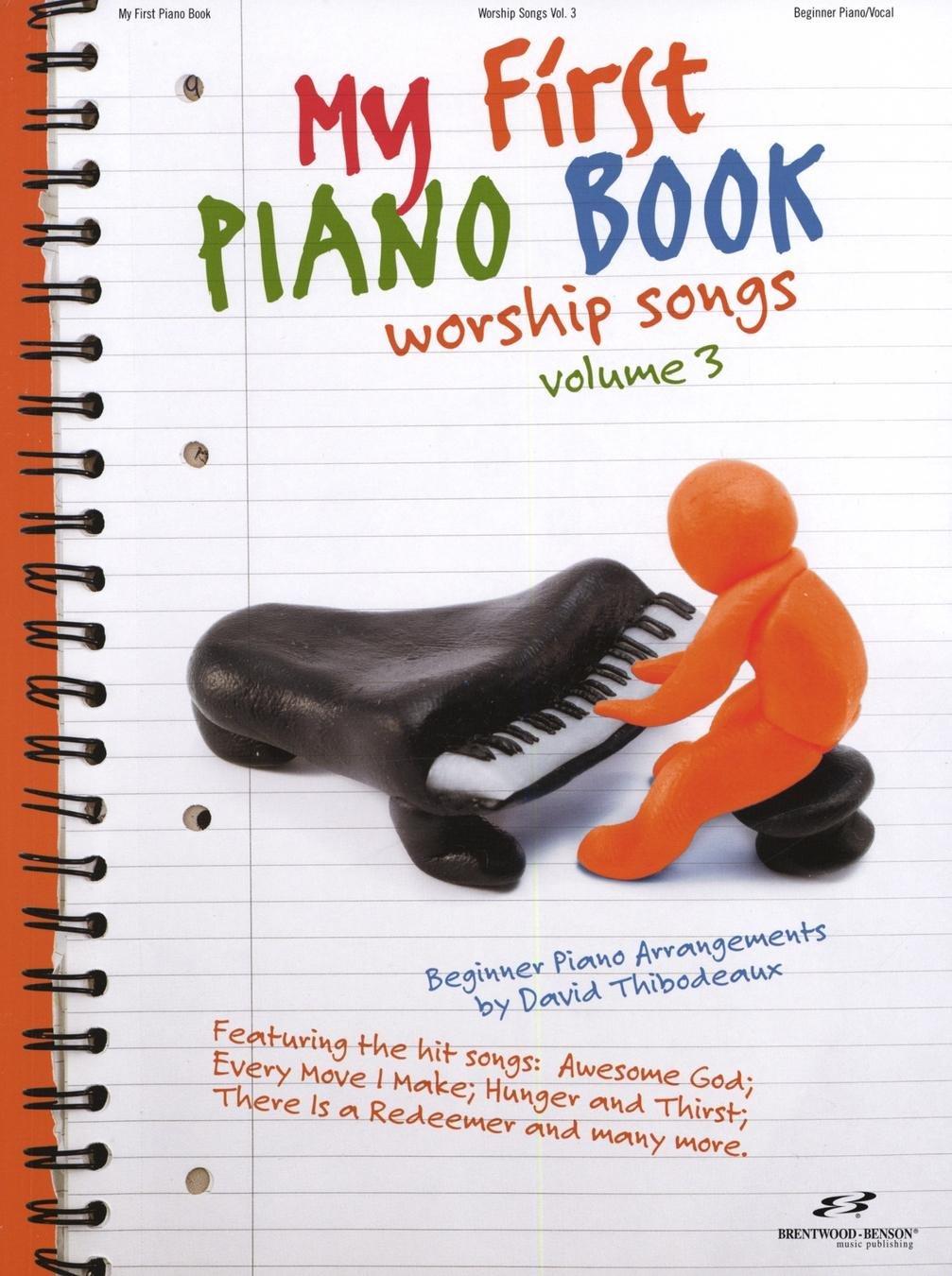 My First Piano Book, Volume 3 PDF
