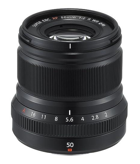 Review Fujinon XF50mmF2 R WR