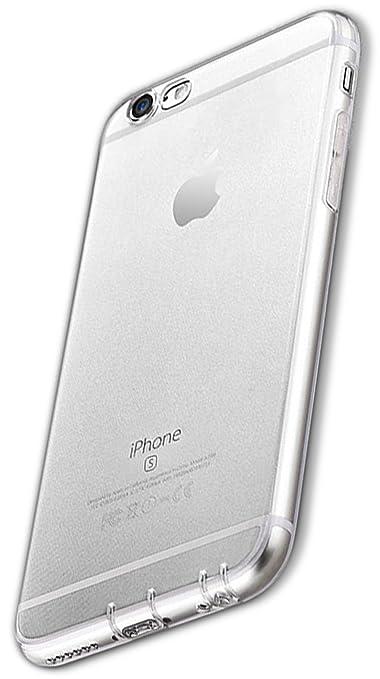 267 opinioni per COVERbasics PROCAM 0.33mm per Apple iPhone 6 PLUS e 6s PLUS 5.5 con Bordo