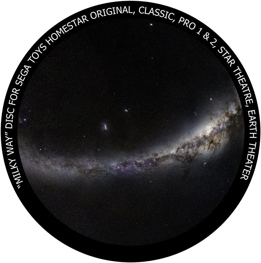 Milky Way - disc for Sega Toys Homestar Classic/Flux Planetarium