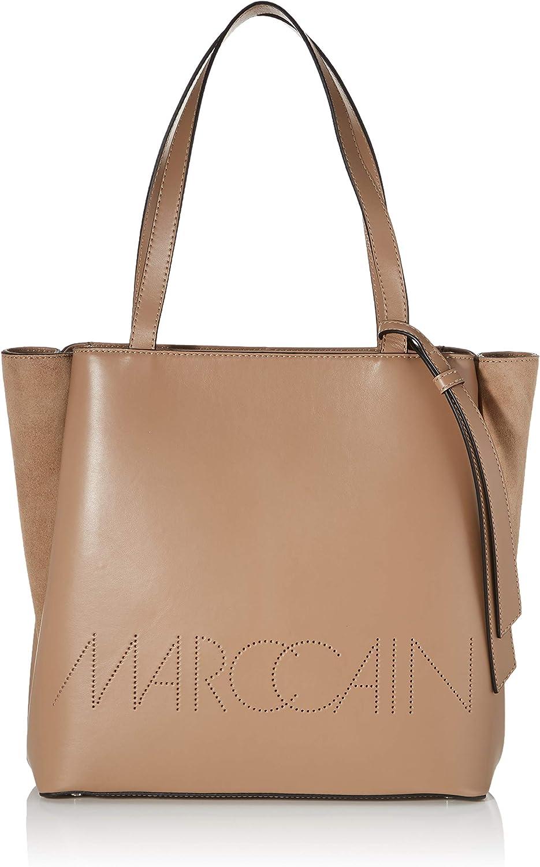 Marc Cain Shoulder Bag Grey Sahara Handbags Amazon Com