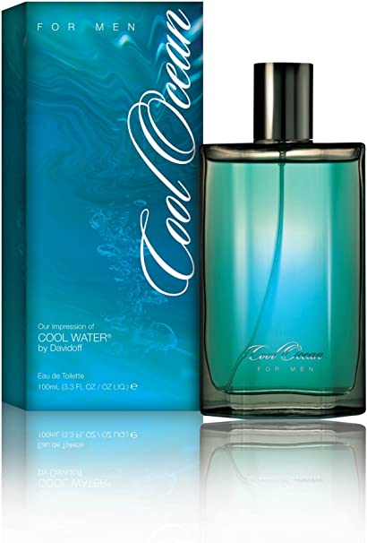 Cool Ocean for MEN – Impression of Cool Water by Davidoff