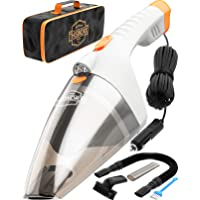 $32 » Car Vacuum Cleaner High Power - 110W 12v Corded auto Portable Vacuum Cleaner for Car…