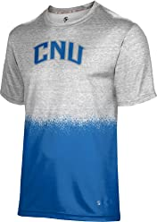 CNU ProSphere Women/'s Christopher Newport University Ombre Shirt Apparel