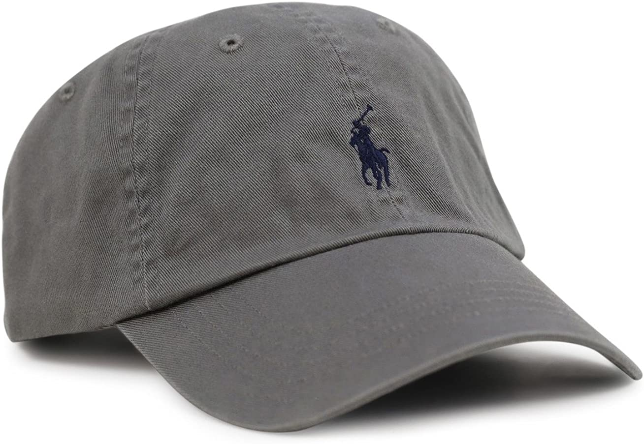 Gorra de Polo Ralph Lauren Negro College Grey Taille unique ...
