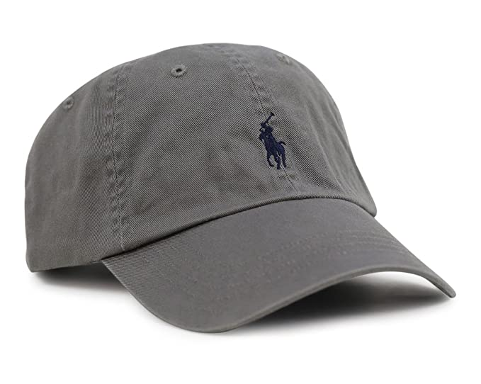 Gorra de Polo Ralph Lauren Negro College Grey Taille unique ...