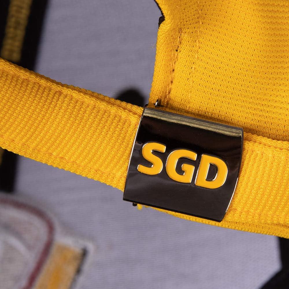 SG Dynamo Dresden Basecap SGD schwarz-gelb