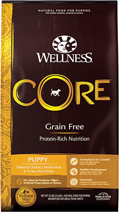 Top 9 Core Wellness Food Puppy Large Breed
