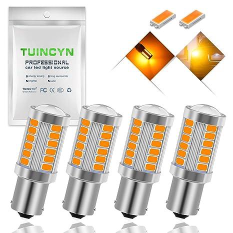 Tuincyn BAU15S, PY21W, 1056, 12496, 5009, 7507, 7507AST Bombillas LED