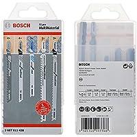 Bosch Professional 15 st. sticksågsblad set (multimaterial, tillbehör till sticksåg)