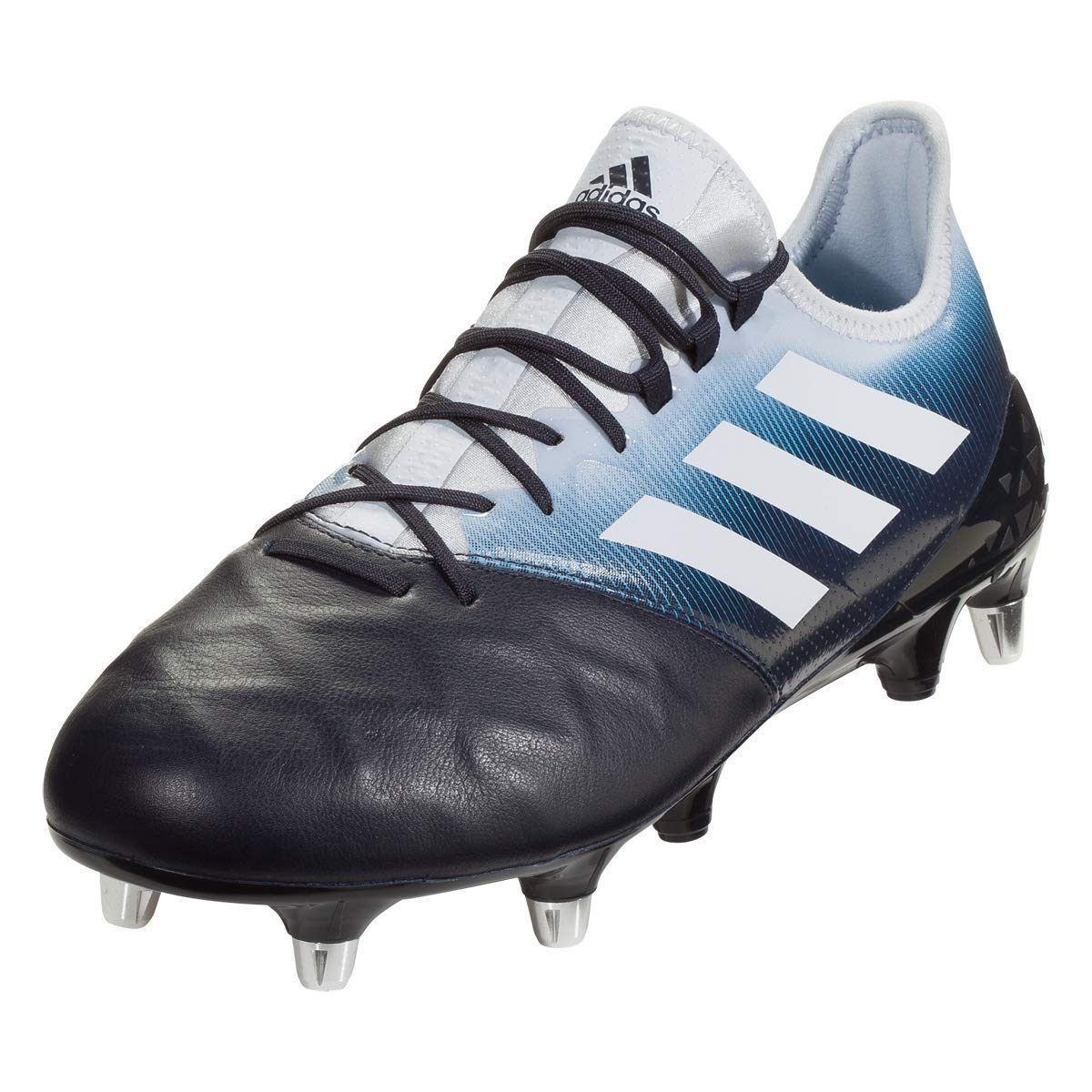 adidas Kakari Light SG Rugby Boots, Blue, US 12 by adidas