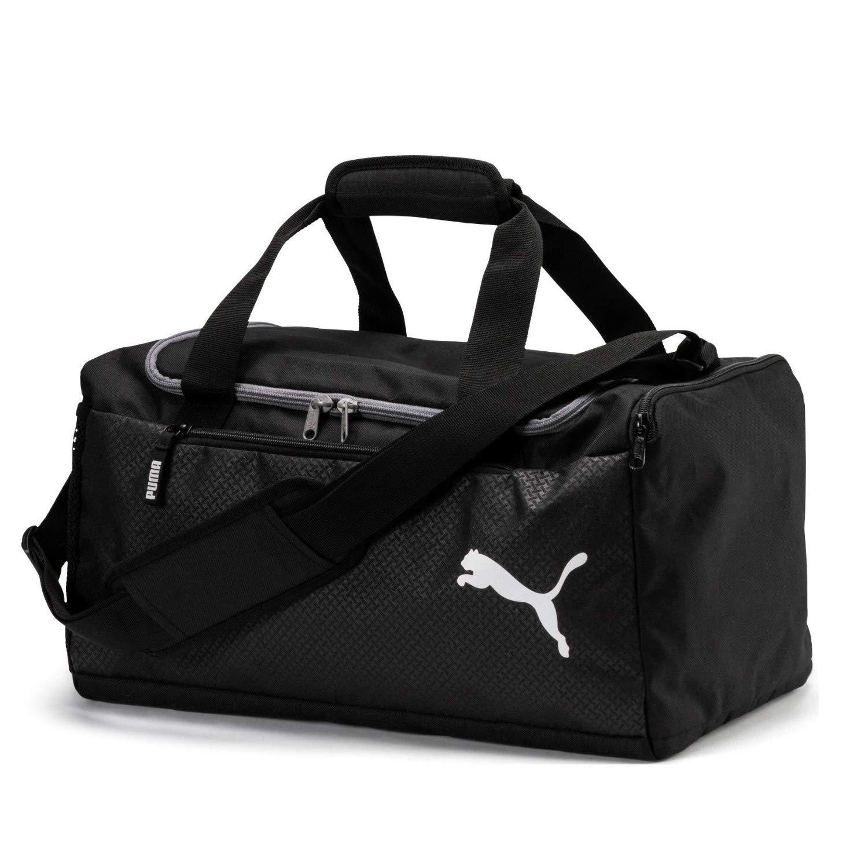 9a50f89e4b3 Amazon.com: PUMA Sports Bag, Fundamentals Sports Bag XS, Multi Function Bag  - Puma Black: Clothing
