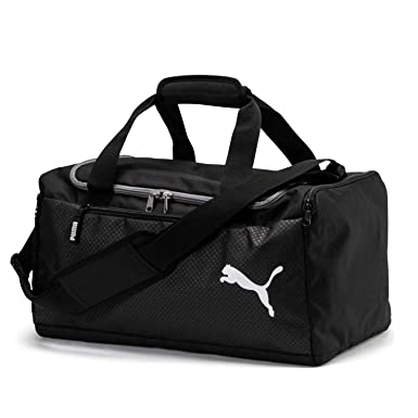 7a1731121a1 Image Unavailable. Image not available for. Color: PUMA Sports Bag,  Fundamentals Sports Bag XS ...