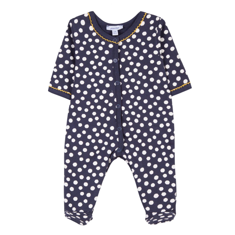 Absorba Boutique Baby-Mädchen Schlafstrampler 9M54171