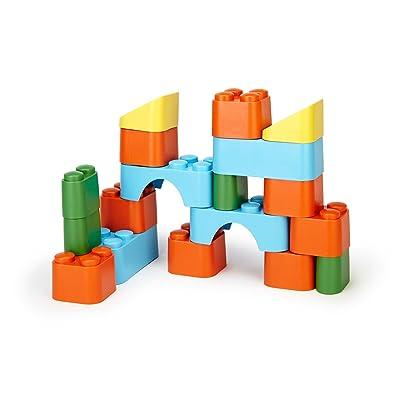 Green Toys Block Set, Multi: Toys & Games