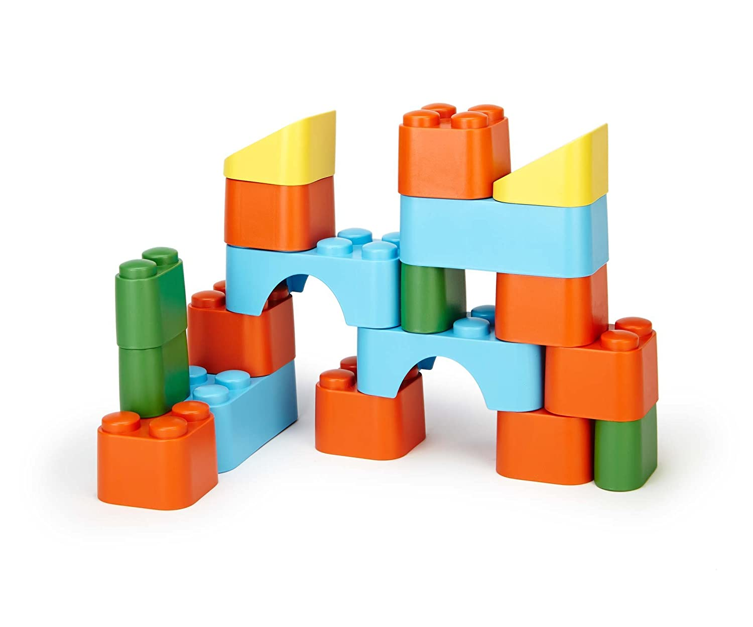 Green Toys Block Set, Multi
