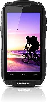 Rangerfone S18 Moviles Resistentes / Smartphone IP68 4G-LTE ...