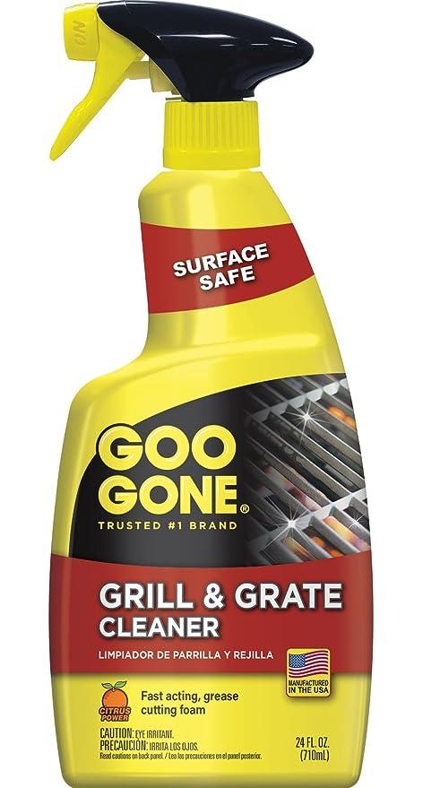 Amazon.com: Limpiador de rejilla del grill, 24 onzas, 2045A ...