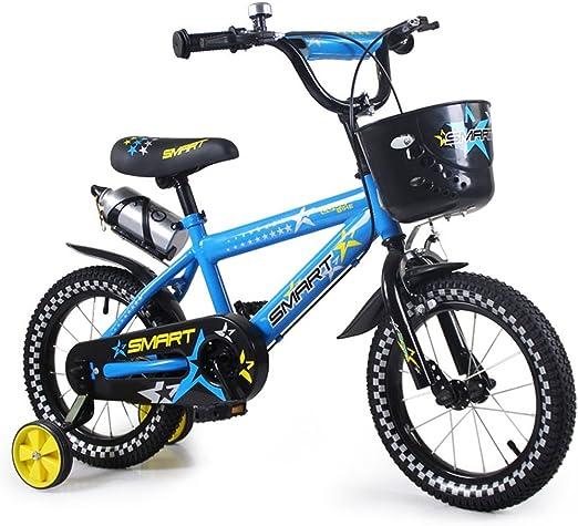 Guo shop- Bicicleta del doblez del niño 3-6-8 años Cochecito de ...