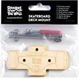 Boards On The Wall Skateboard Deck Mount - Natural