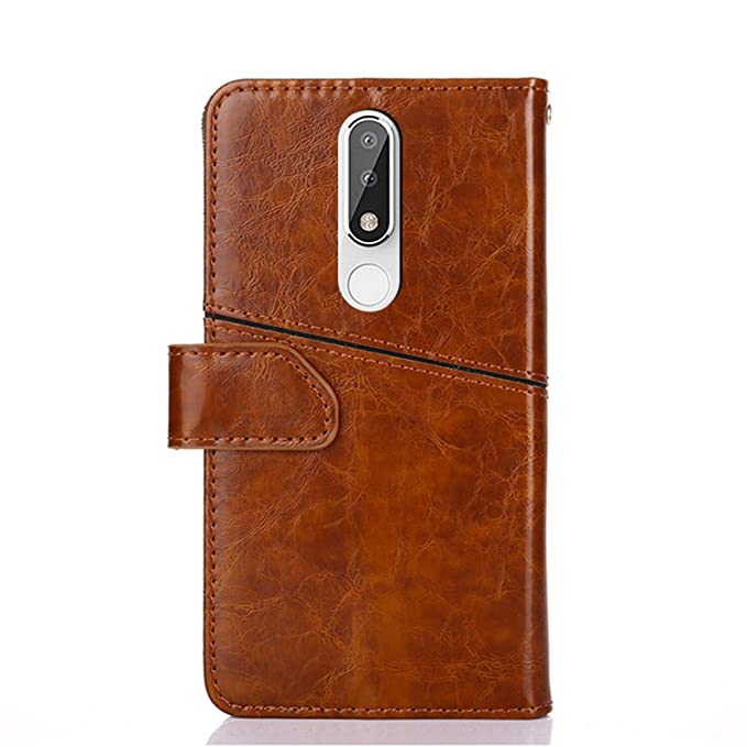 Amazon.com: Funda para Nokia 5.1 Plus (2018), funda para ...