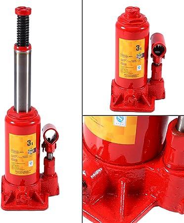 Martinetto idraulico per auto Zerone accessorio multifunzione 2T