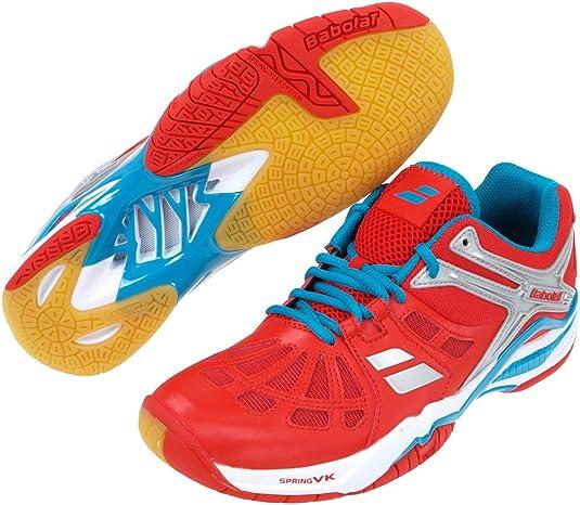 Babolat Shadow 2 Men Rouge 15 Chaussures de Badminton