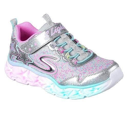 Skechers 10920l, Zapatillas para Niñas: Amazon.es: Zapatos y complementos