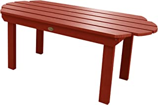 product image for highwood AD-TBL-CW3-RED Classic Westport Coffee Table, Rustic Red