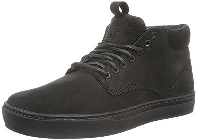 timberland black earthkeeper 2.0 cupsole chukka boots