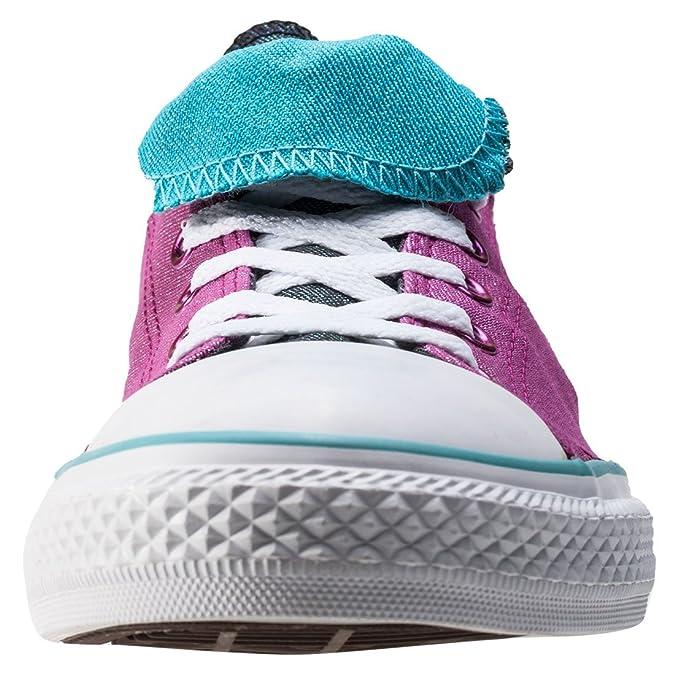 6baaedcc4478 Converse CTAS Double Tongue Ox Womens Trainers  Amazon.co.uk  Shoes   Bags
