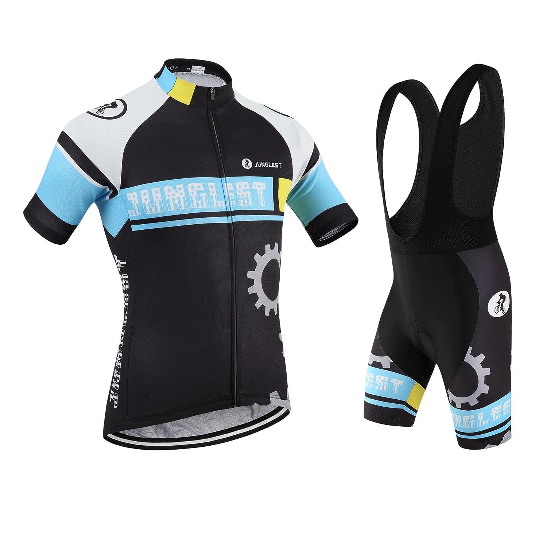 2019 Mens cycling jerseys 9D Bib shorts set Sport Clothing MTB Bike uniform Y63