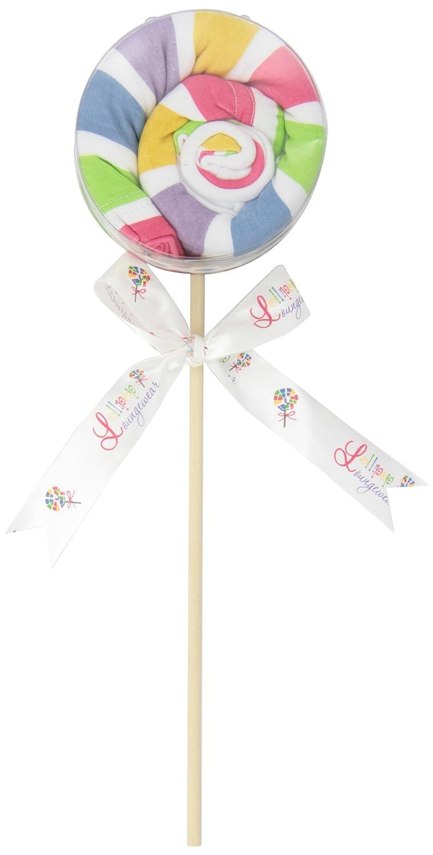 3 Piece Baby Aspen Lollipop Loungewear Gift Set