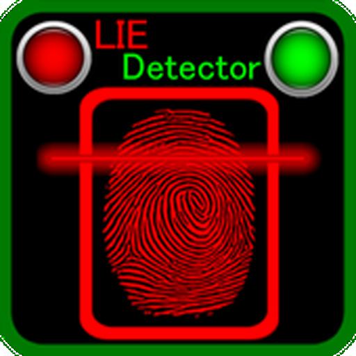 Lie Detector Simulator Prank - Prank Biometric Scanners
