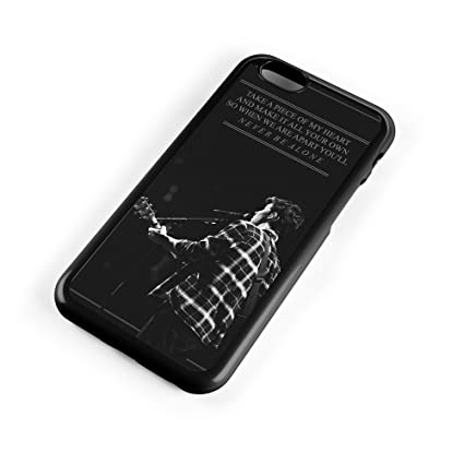 Amazon.com  Shawn Mendes Quote - zd for Iphone 6 and Iphone 6s Case ... 52776479c75