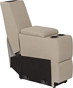 THOMAS PAYNE Heritage Series Theater Seating Collection Center Console for 5th Wheel RVs, Travel Trailers and Motorhomes