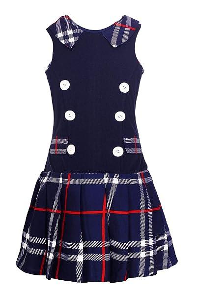Naughty Ninos Crepe Shirt Dress Girls' Dresses & Jumpsuits at amazon
