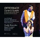 Offenbach : Un mari à la porte, Les Fables de La Fontaine