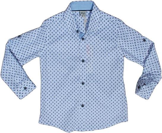Camisa Verano Please ceremonia niño Boy Tallas 12 y 16 años ...