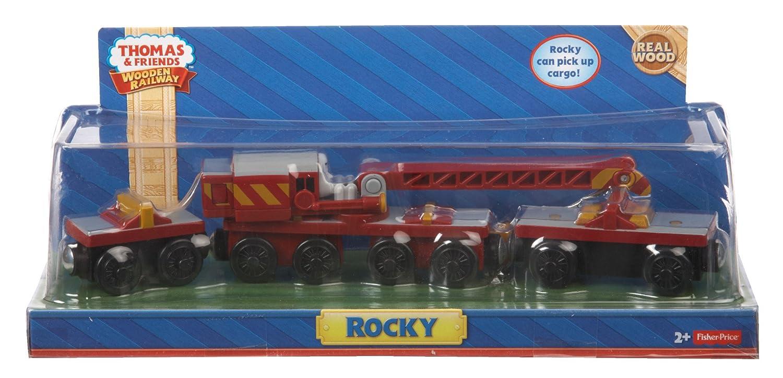 Thomas Friends Wooden Railway Rocky