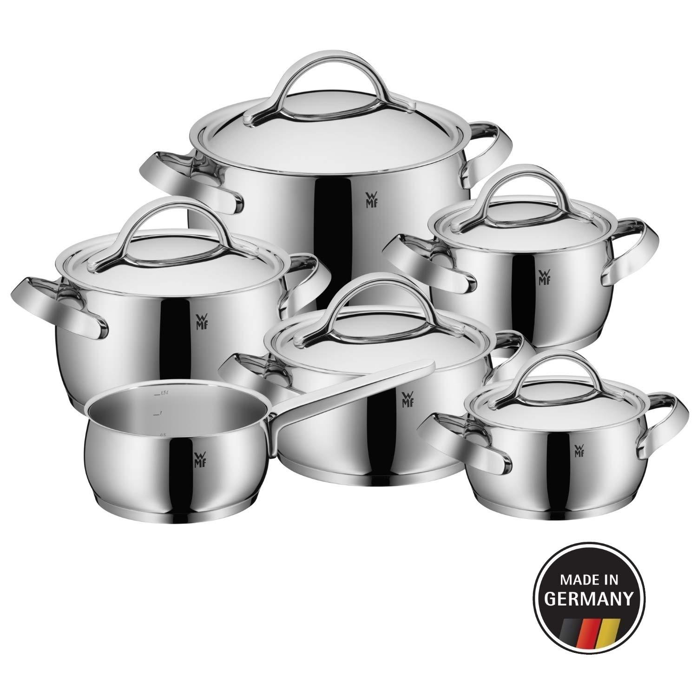 Amazon.com: WMF 1726066040 Concento Batterie de cuisine 6 ...