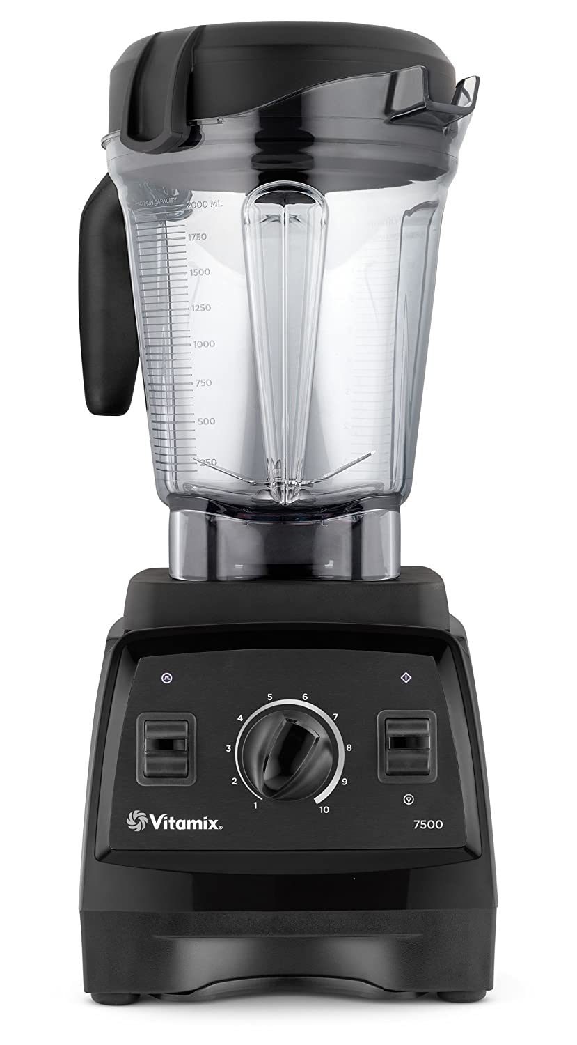 Vitamix 7500 Blender, Black