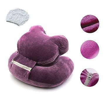 Amazon.com: Almohada Restwave para la siesta, innovadora ...
