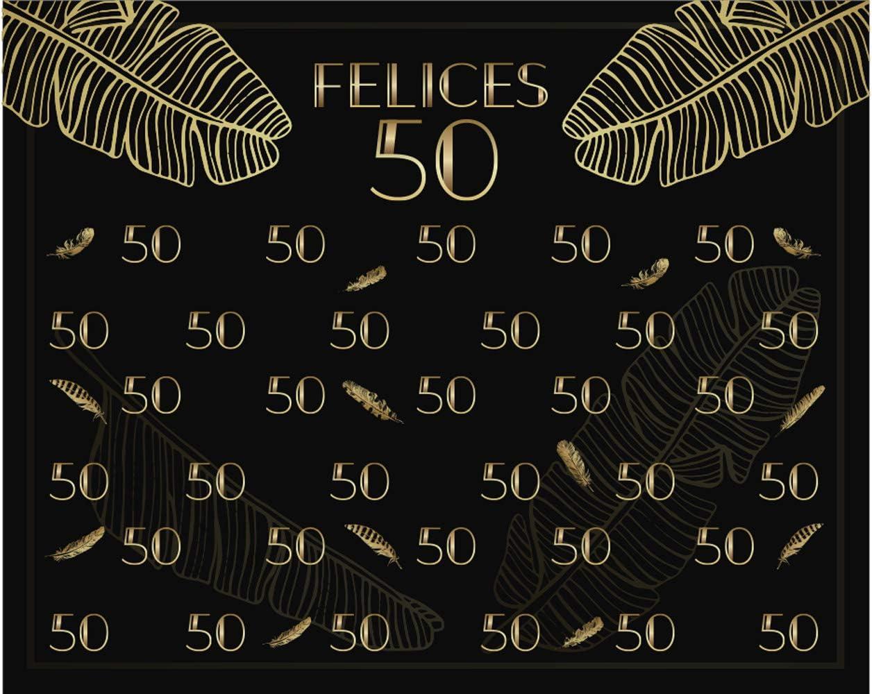 Photocall Econ/ómico y Original Regalos Personalizados de Cumplea/ños Ideas para Regalos 160x200cm| Regalos para Cumplea/ños Photocall X-Banner Extensible 100/% Felices 40