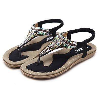 110a3b576c4 HOSUGA 2018 Bohemian Women Sandals