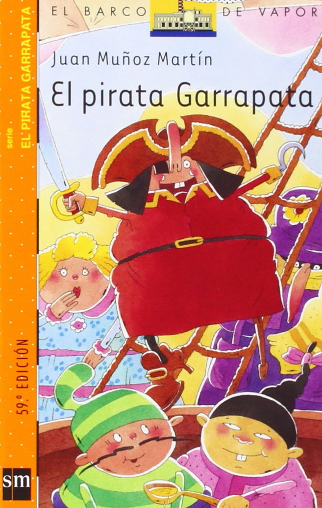 Resultado de imagen de pirata garrapata