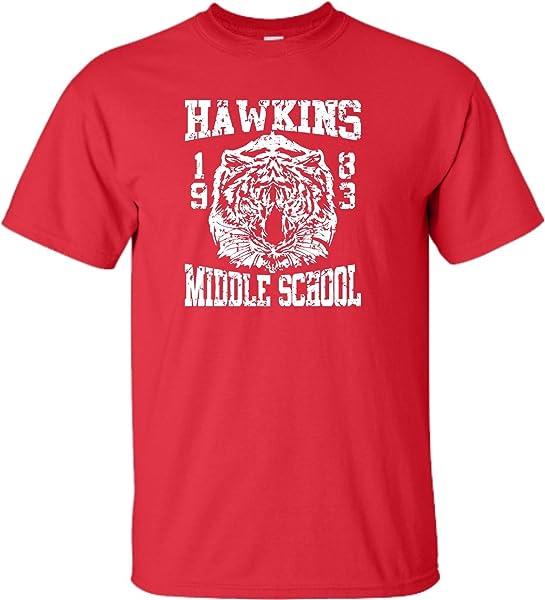 Shirt Hawkins Middle School 1983 T-shirt