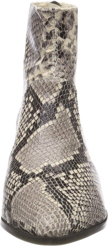 Steve Madden Cafe Ankleboot (Snake), Stivaletti Donna Beige Natural Snake 236