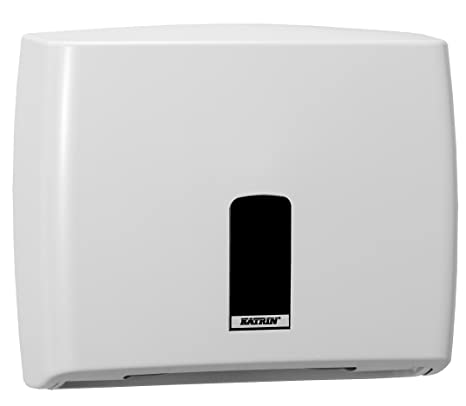 Katrin 953104 Sheet paper towel dispenser Gris dispensador de toallas de papel - Dispensador de papel