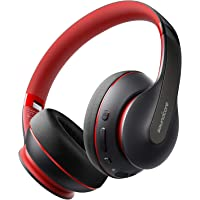 Anker Soundcore Life Q10 Wireless Bluetooth Headphones, Over Ear and Foldable, Hi-Res Certified Sound, 60-Hour Playtime and Fast USB-C Charging, Deep Bass, AUX Input for Phones, Computer, and TV